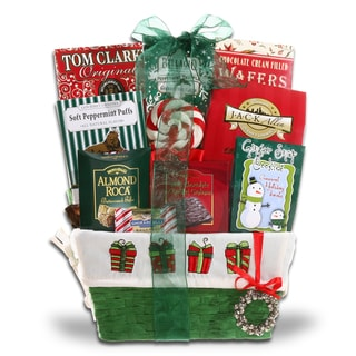Seasons Greetings Gourmet Gift Basket