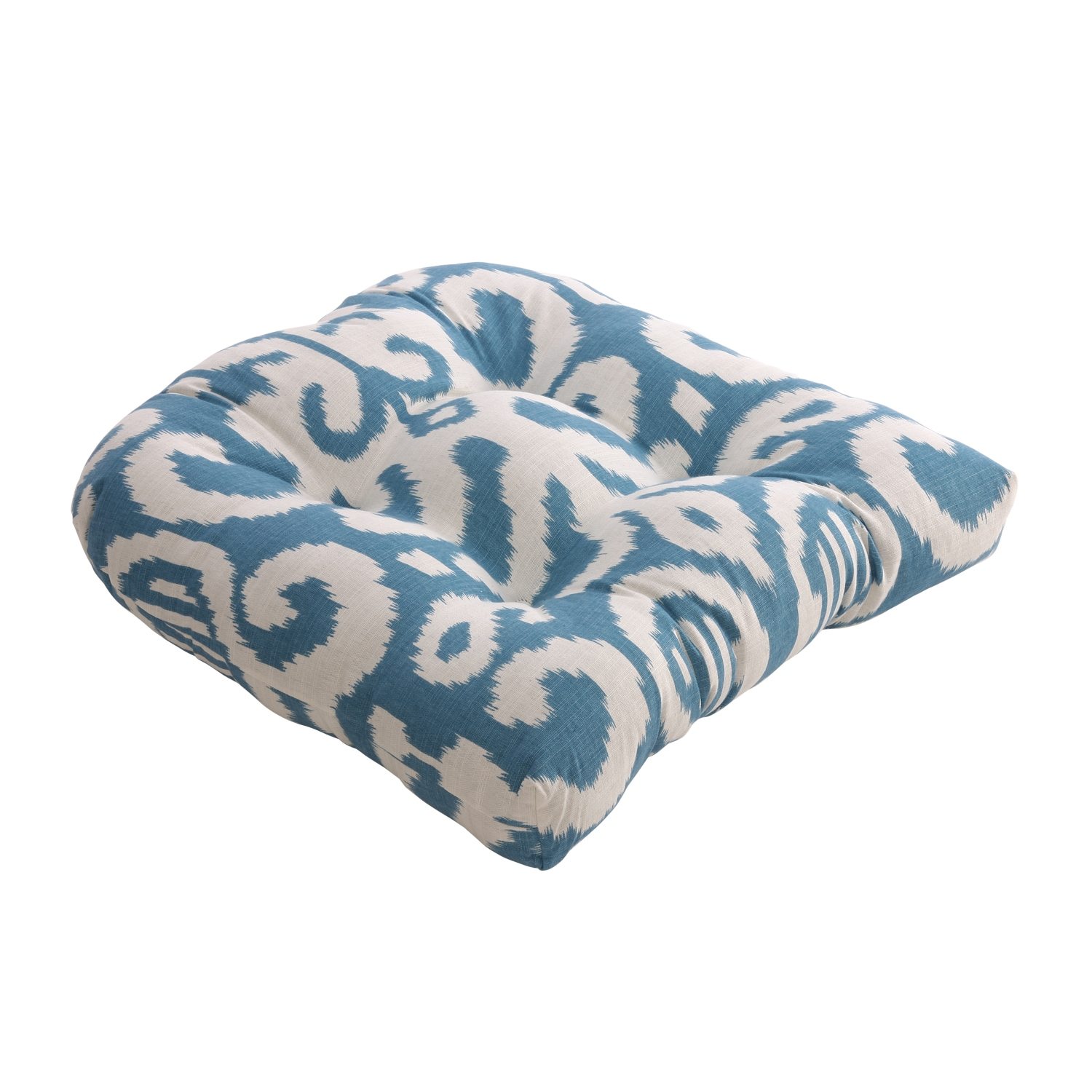 'Fergano' Aqua Chair Cushion