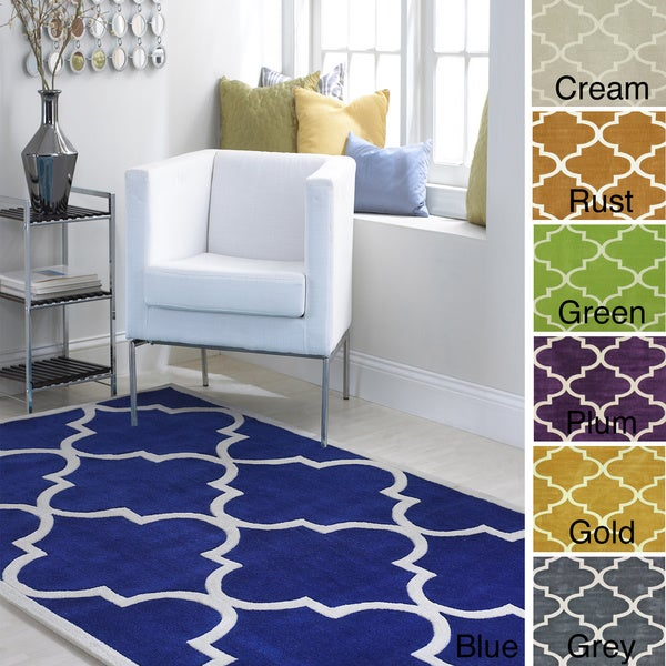 Nuloom Gina Outdoor Moroccan Trellis Polypropylene Patio: Share: Email