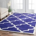 Handmade Luna Moroccan Trellis Rug (8&#39;3 x 11&#39;)