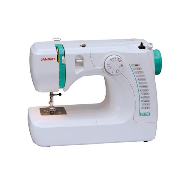 Janome 3128 Sewing Machine