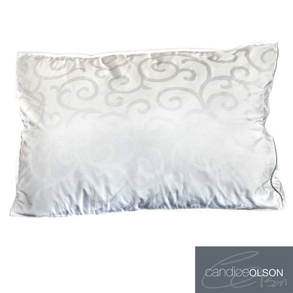 Candice Olson European Goose Feather and Down Pillow