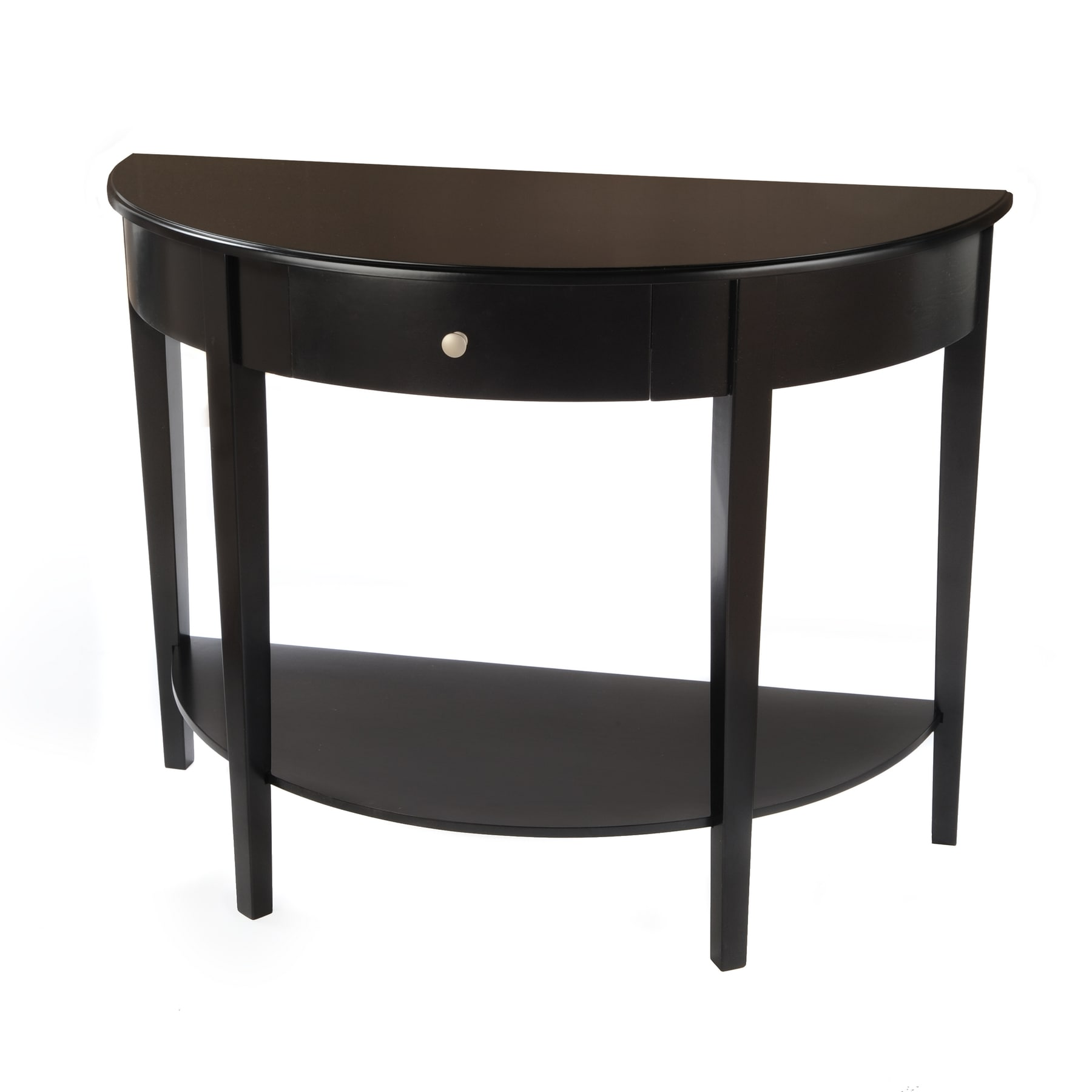 Half-round Sofa Table - 11143150 - Overstock.com Shopping