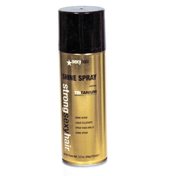 Strong Sexy Hair Tritanium Complex 3.3-ounce Shine Spray