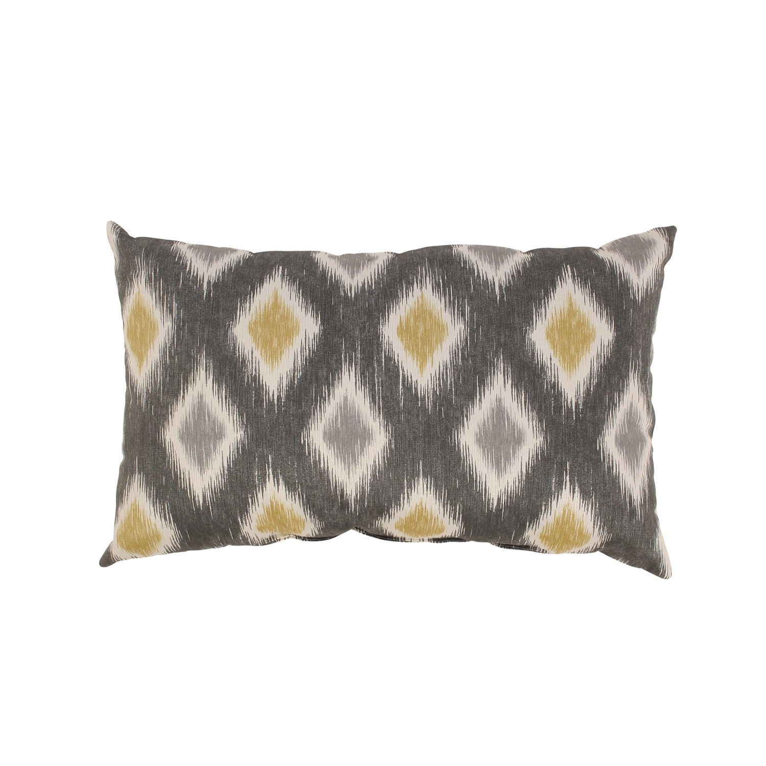 Geometric Rectangle Throw Pillows