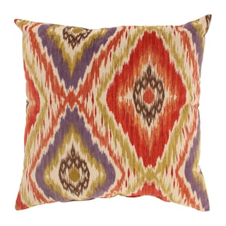 Pillow Perfect Alexandria 18-inch Desert Throw Pillow