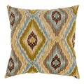 Pillow Perfect Alexandria 23-inch Citron Floor Pillow