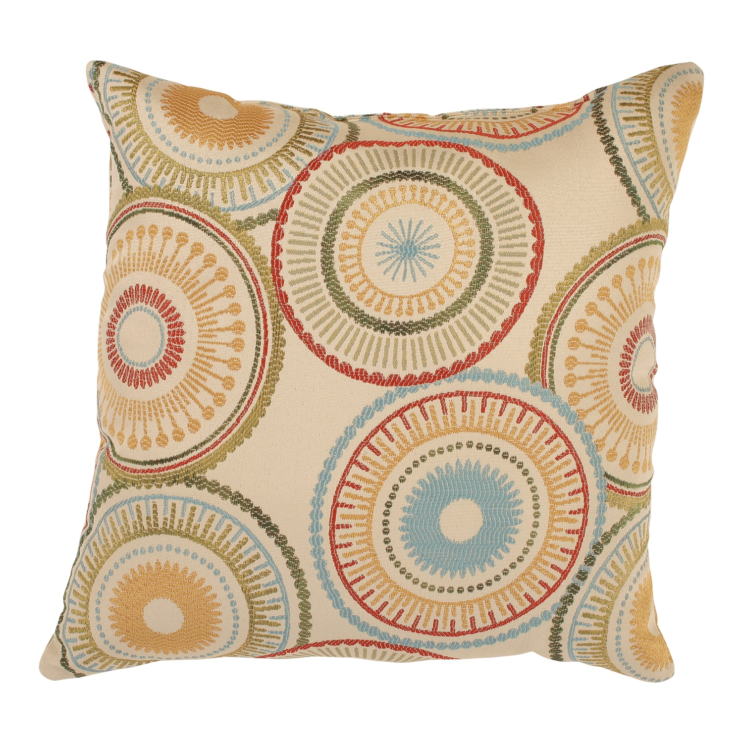 Pillow Perfect Riley 18-inch Throw Pillow