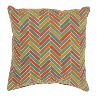 Vespa 16.5-inch Cabana Throw Pillow