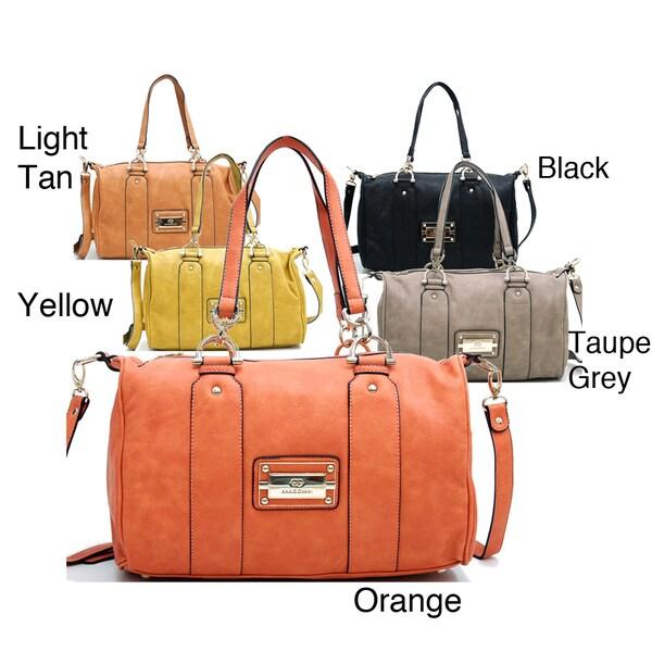 Anais Gvani Carry-All Shoulder Bag
