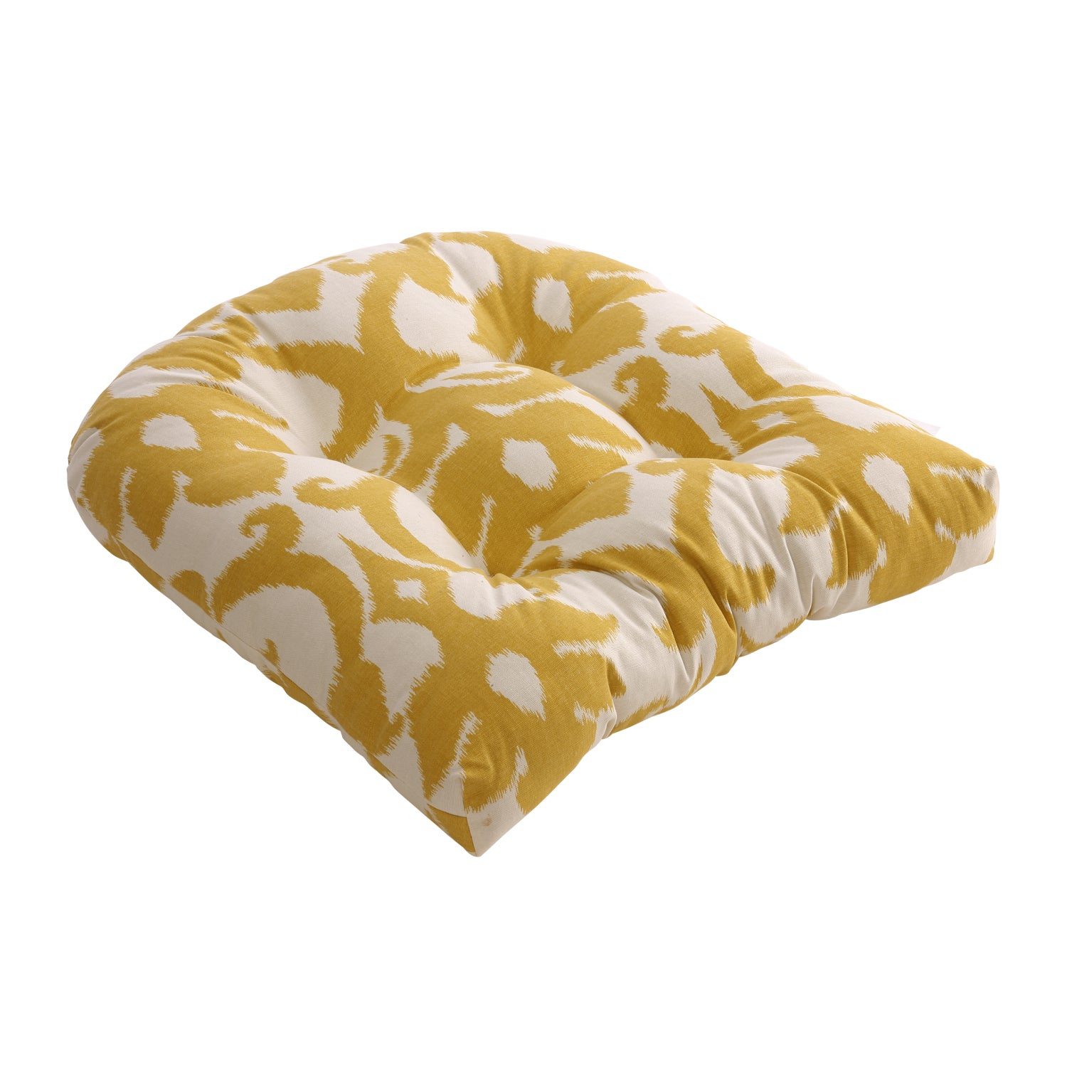 Azzure Marigold Chair Cushion