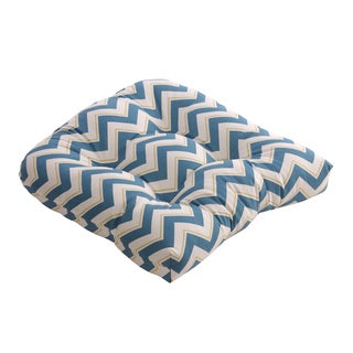Chevron Seaport Chair Cushion