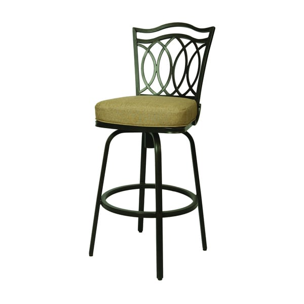 West Port 30-inch Outdoor Bar Stool
