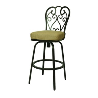 Magnolia 30-inch Outdoor Bar Stool