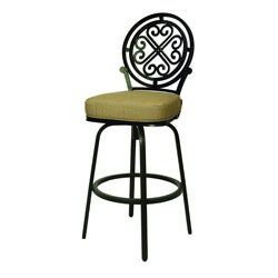 Island Falls 30-inch Outdoor Bar Stool