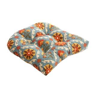 Mayan Medallion Chair Cushion