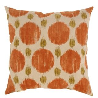 Polka-dot Throw Pillow