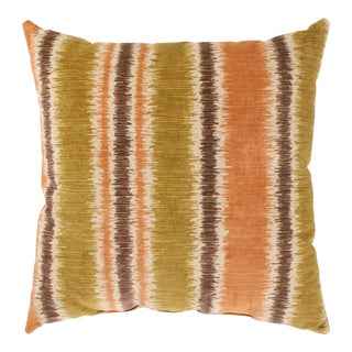 Pillow Perfect 'Ismir' Coral Square Throw Pillow