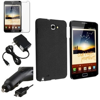 BasAcc Case/ Screen Protector/ Chargers for Samsung� Galaxy Note N7000