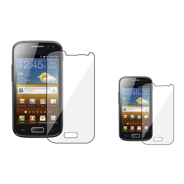 INSTEN Clear Screen Protectors for Samsung Galaxy Ace 2 (Pack of 2)