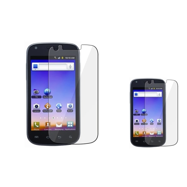INSTEN Clear Screen Protector for Samsung Galaxy S Blaze 4G T769 (Pack of 2)