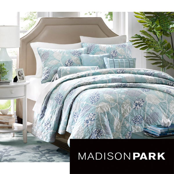 Madison Park Bennet 6-piece Coverlet Set