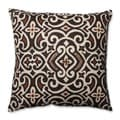 Damask 23-inch Throw Pillow