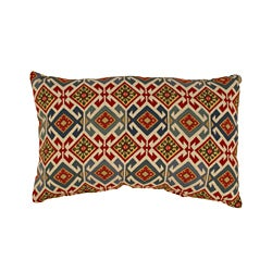 Pillow Perfect Mardin Rectangular Sante Fe Throw Pillow