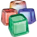 Hollywood Ice Light Up Ice Cubes with Multicolor LEDs (Pack of 12)