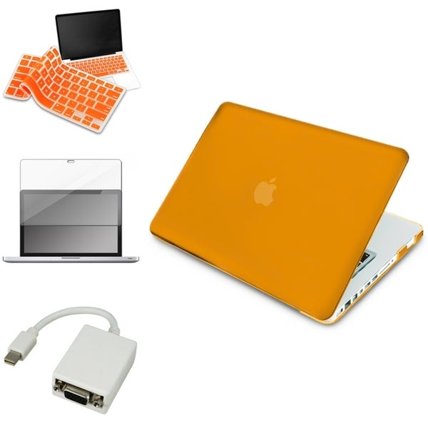 Case/ VGA Adapter/ Protector/ Skin for Apple Macbook Pro 13-inch