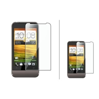 BasAcc Screen Protector for HTC One V (Pack of 2)