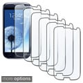 BasAcc Screen Protector for Samsung Galaxy S III/ S3 i9300 (Pack of 6)