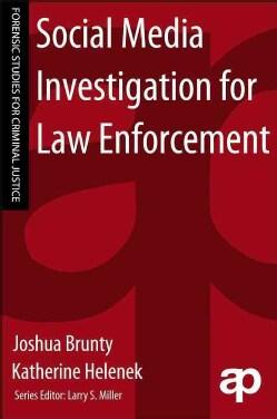 Social Media Investigation for Law Enforcement (Paperback)