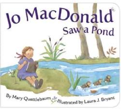 Jo Macdonald Saw a Pond (Board book)
