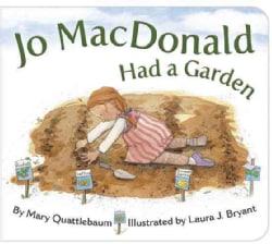 Jo Macdonald Had a Garden (Board book)