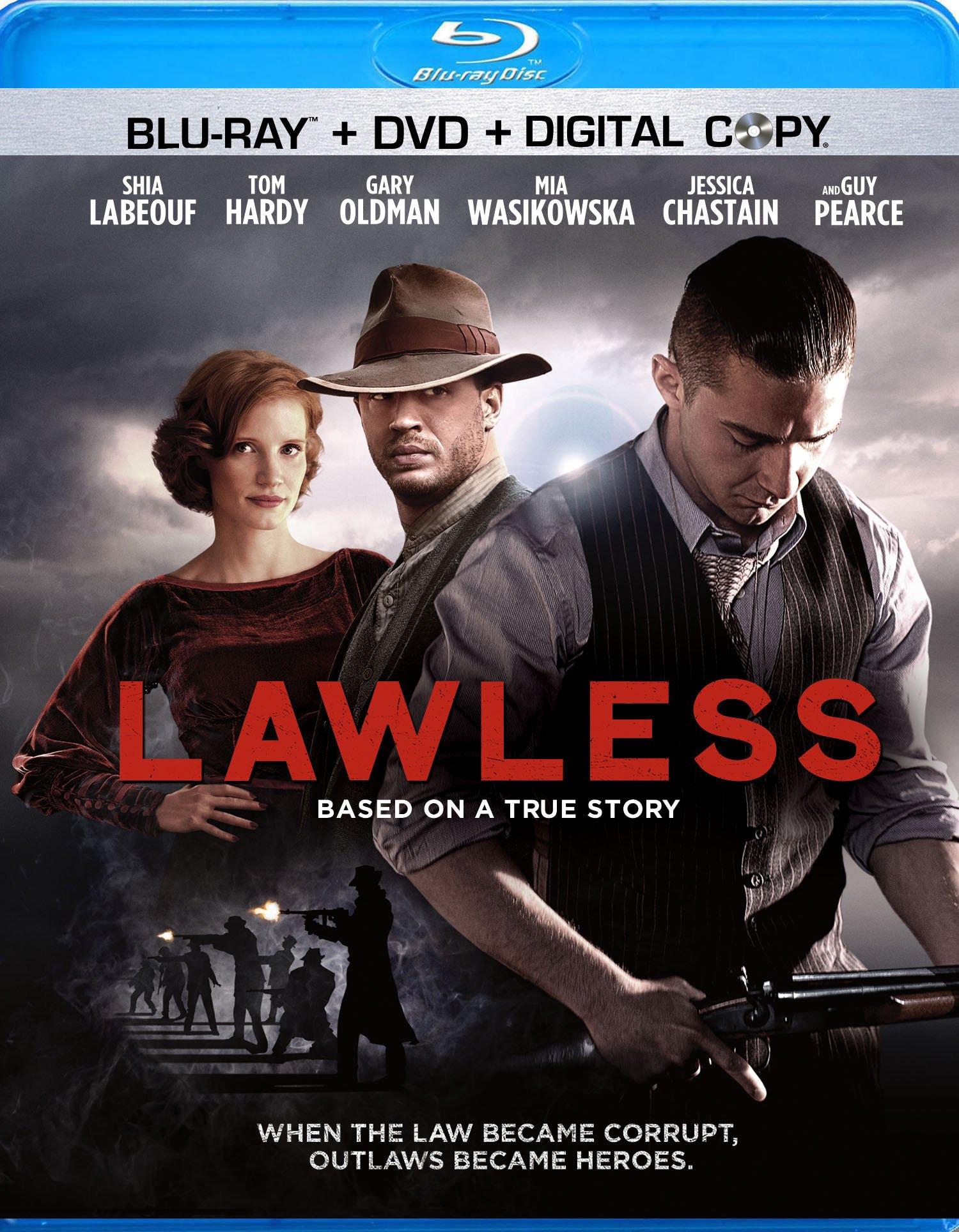 Lawless (Blu-ray/DVD)