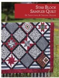 Star Block Sampler Quilt: 25 Traditional & Original Designs (Paperback)