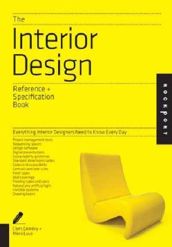 The Interior Design Reference + Specification Book: Everything Interior Designers Need to Know Every Day (Paperback)