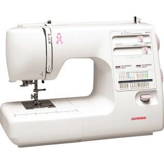 Janome MS5027PR Pink Ribbon Series Sewing Machine