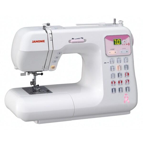 Janome DC4030 Pink Ribbon Computerized Sewing Machine
