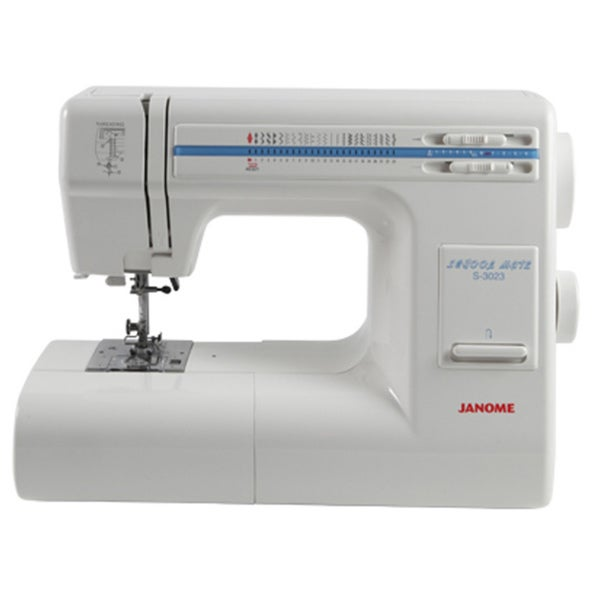 janome 41012 portable mechanical sewing machine reviews