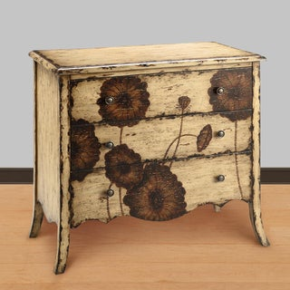 Artisan 'Poppy' Accent Chest