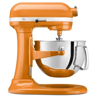 KitchenAid KP26M1XTG Tangerine 6-quart Bowl-Lift Stand Mixer *with Rebate*