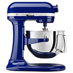 KitchenAid KP26M1XBU Cobalt Blue 6-quart Pro 600 Bowl-Lift Stand Mixer **with Rebate**