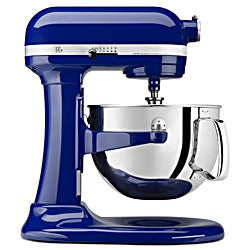 KitchenAid KP26M1XBU Cobalt Blue 6-quart Pro 600 Bowl-Lift Stand Mixer