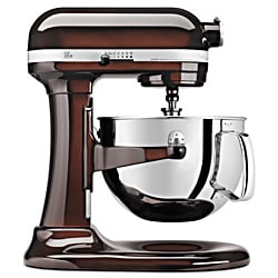 KitchenAid KP26M1XES Espresso 6-quart Pro 600 Bowl-Lift Stand Mixer *with Rebate*