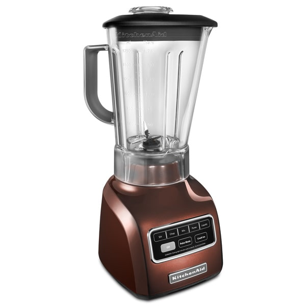 KitchenAid KSB650ES Espresso 5-speed High Performance Blender