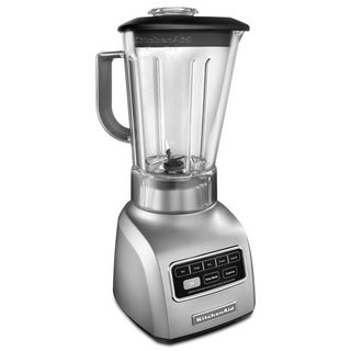 KitchenAid KSB650SM Silver Metallic 5-speed High Performance Blender