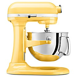KitchenAid KP26M1XMY Majestic Yellow 6-quart Pro 600 Bowl-lift Stand Mixer **with $50 Rebate**