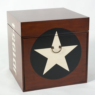 Wood Star Trunk
